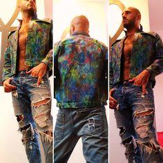 Dennis jeans jacket- Merkurio by Petr Jáchym www. Fashion Shoes, Jeans, Sexy, Jackets, Down Jackets, Jacket, Green Jeans, Denim Pants, Jeans Pants
