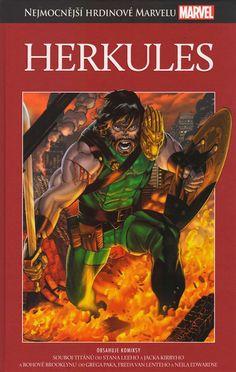 Nejmocnější hrdinové Marvelu 036: Herkules (36)