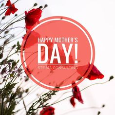 Happy Mother's Day!!! 14 May 2017 ___ celebrate with your special woman 🥀🥀🥀. ____________________  #mothersday #celabrate #14may #flower #mother #stema #stemaconsulting #red #white #gm #day #sunday