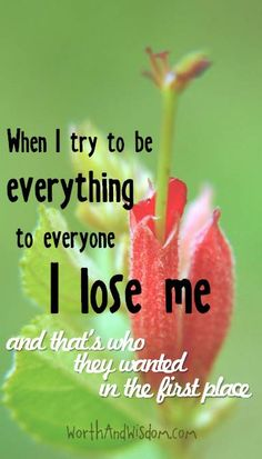 When I try to be everything to everyone... Poem at KMW, and FREE Webinar on how to say no without the guilt.