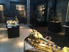 Museu do Egito Itinerante chega ao Shopping Via Brasil | Jornalwebdigital
