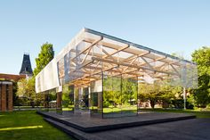 Gallery of The Dulwich Pavilion / IF_DO - 1