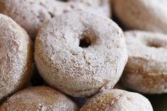 fat free mini apple cider donuts