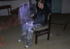 One of my favourite images, this apparition was caught in Goulburn as part of a investigation tour by Goulburn Ghost Tours