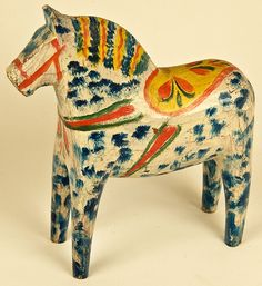Dala horse | Dalahäst