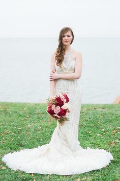 Wedding Dress: Enaura Bridal   - Cosmopolitan.co.uk