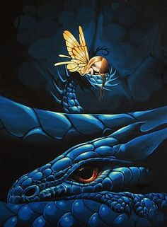 Dragon's Treasure - by Nico Niemi from dragons