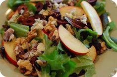 33 Shades of Green: My Favorite Winter Salad