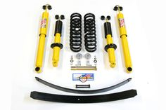 Part: OME-TAK Complete Old Man Emu / ToyTec suspension for Toyota Tacoma 2005, 2006, 2007, 2008, 2009, 2010, 2011, 2012, 2013, 2014 There is a fitment issue with the rear shocks for a 2015 Toyota Tacoma. ARB is currently working to get that fixed. Feel free to try to fit it yourself, but we were […]