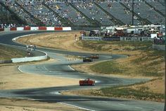 Riverside International Raceway - Riverside, CA~ Memories of what once was...♥