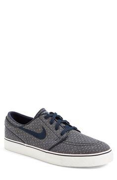Nike 'Zoom Stefan Janoski SB' Skate Shoe (Men) available at #Nordstrom in RED!