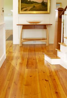 1000 images about wide pine for Reclaimed fir flooring seattle