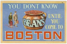 thousands of vintage (1930-1945) post cards posted on Flickr by the Boston Public Library - includes post cards for many other states as well