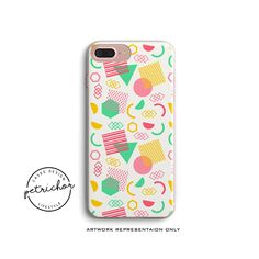 Yellow Shape - Embossed phone cases, iPhone 6 case, iPhone 7 case, iPhone 8 case, iPhone 7/8 plus case, iPhone X case - PETRICHOR CASES#A89 by PetrichorCases on Etsy Pink Phone Cases, Iphone Phone Cases, Iphone 7, Iphone 8 Plus, Ring Stand, Phone Holder, 6 Case, New Product, Phone Accessories