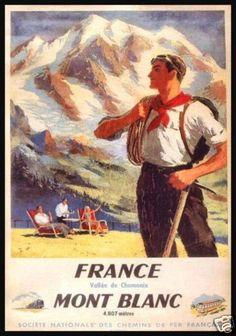 Mont Blanc 1948