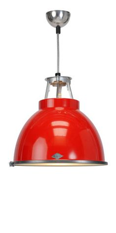 Classier (and pricier) version of above the sink light I so desperately want.
