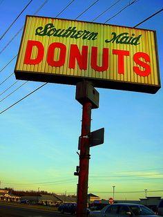 Southern Maid Donuts...Bossier City...Louisiana