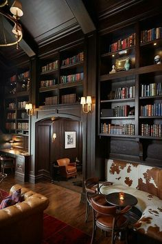 Decorating Home Library Gorgeous Gothic Home Office And Library Dcor Ideas . 22 Space Saving Storage Ideas For Elegant Small Home . Home Office Design Ideas Cozy Home Library Home Library . Home and Family Home Library Design, Modern Library, Dream Library, Home Office Design, Home Office Decor, Home Interior Design, House Design, Library Ideas, Library Room