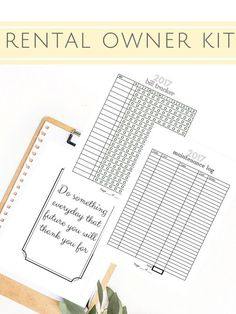 Items similar to PRINTABLE Planner Pages Rental Property Property Management Home Improvement Landlord Too Planner Pages, Printable Planner, Free Printables, Planner Dividers, Finance Organization, Rental Property, Income Property, Rental Homes, Investment Property