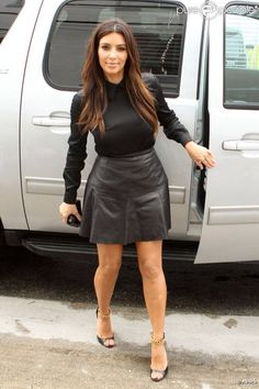 Some people may not but I love kim kardashian. Great casual/work look x