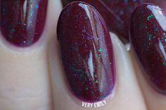 Elbaite - 10 ml handmade nail polish