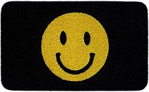 Smiley Face Doormat