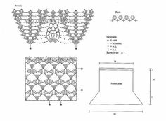 Stitch dress crochet pattern