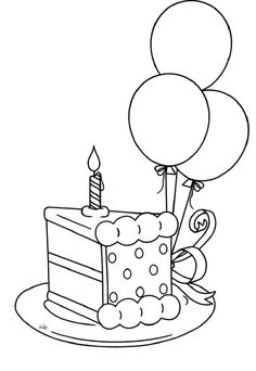 Happy Birthday Printable Coloring Pages - √ 27 Happy Birthday Printable Coloring Pages , 25 Free Printable Happy Birthday Coloring Pages Easy Coloring Pages, Coloring Pages To Print, Coloring Pages For Kids, Coloring Sheets, Coloring Books, Cupcake Coloring Pages, Coloring Pictures For Kids, Free Printable Coloring Pages, Happy Birthday Coloring Pages