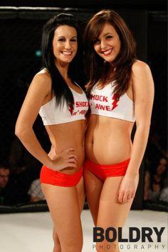 #Poppy #Thompson MMA Cage Girl Celebrity Model