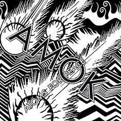 Atoms For Peace - Amok : Vinyl Album (+CD)