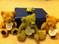 the three bears of baptism story (april 2012)