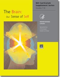 Supplement cover page for 'The Brain: Our Sense of Self'