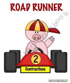 Road Runner-Contractions