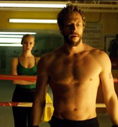 Bring on the shirtless Dyson! (Also: Lost Girl recap)