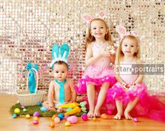 Can't believe I have 3 bunnies this year?!  3!!!  = )