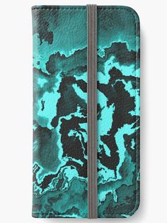"""""""The King Of The Abyss"""" iPhone Wallet by Asmo Turunen. #design #iphonewallet #iphonecase #atcreativevisuals"""