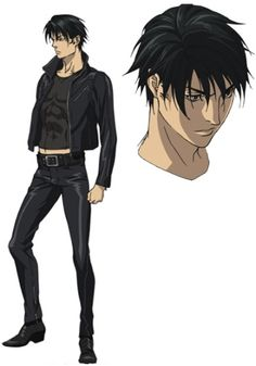 Аниме - Клин Любви OVA-2 (Ai no Kusabi (2012))