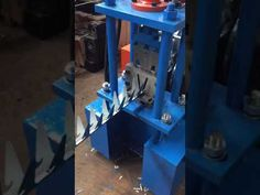 Line Video, Roll Forming, Machine Video, Steel Plate, Metals, Rolls, China, Frame, Picture Frame
