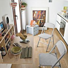 6 dicas para fazer com que sua cozinha pequena pareça maior