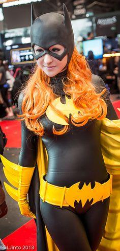 Batgirl | NYCC 2013 #Cosplay