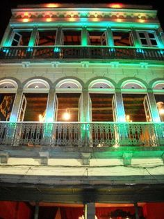 Rio de Janeiro's Santo Scenarium Bar e Restaurant- Great food, music and company!
