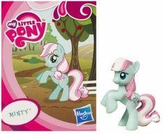 My Little Pony Friendship is Magic 2 Inch PVC Figure Minty | eBay