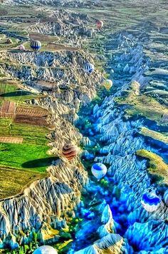 Cappadocia - Kapadokya, Turkey