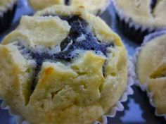 Black Bottom Muffins (Cream Cheese As Topping)