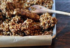 How To Make Chunky Granola Clusters Cooking Lessons from The Kitchn | The Kitchn