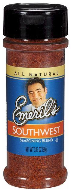 Emeril's Southwest Seasoning 3.15 oz.