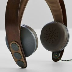House of Marley Exodus on ear headphones from RedEnvelope.com #productdesign #industrialdesign #headphones