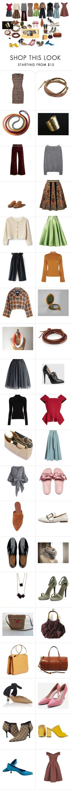 """""""FOR YOU"""" by talma-vardi ❤ liked on Polyvore featuring Alexander McQueen, Chan Luu, Eve Denim, Zadig & Voltaire, Alexander Wang, M Missoni, Bambah, Sonia Rykiel, Chicwish and Gucci"""
