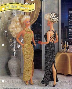 All That Glitters Fashion doll  Annies by grammysyarngarden