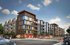 Flats Development in Arlington, VA